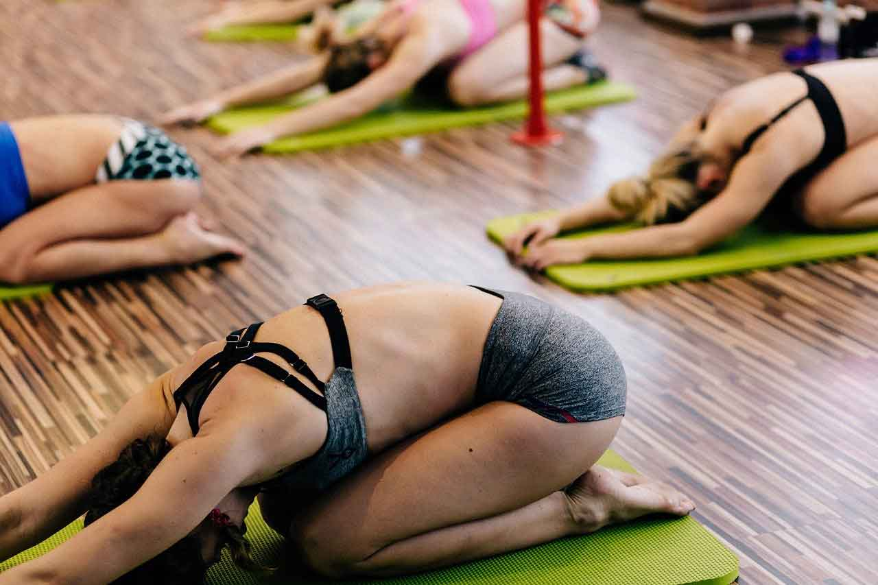 Yoga Liability Waiver title